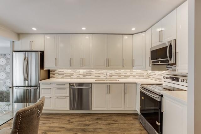 Home renovations in Pickering