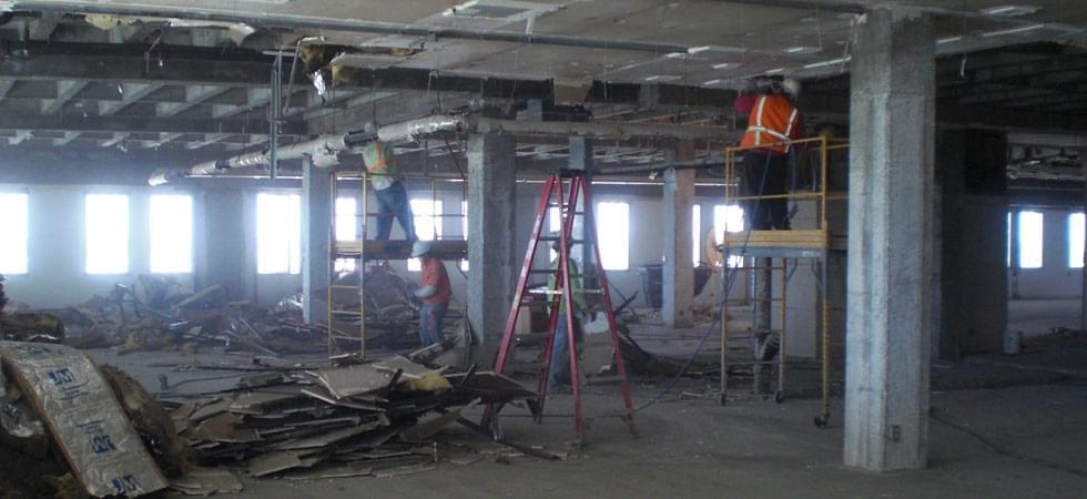interior demolition experts in Toronto