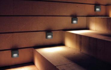 Basement lighting installation in Toronto