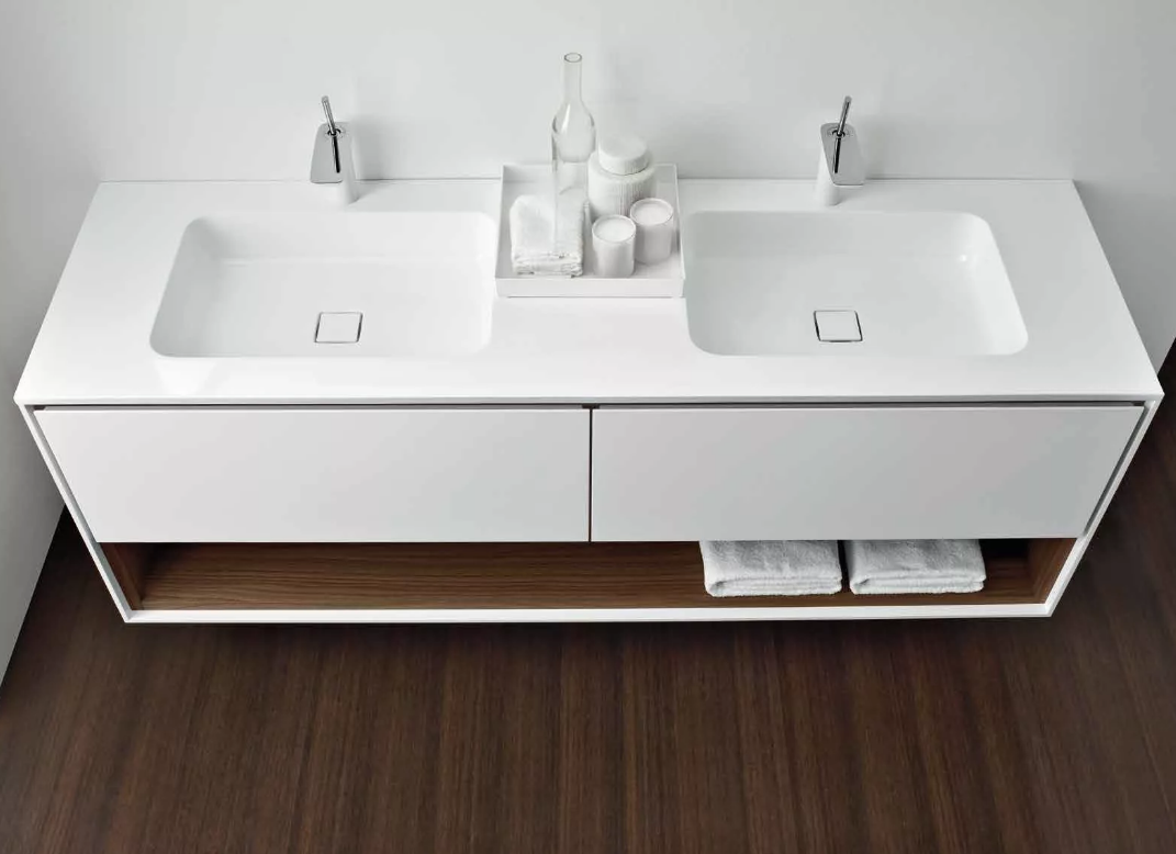 Installation of Bathroom sink in Toronto
