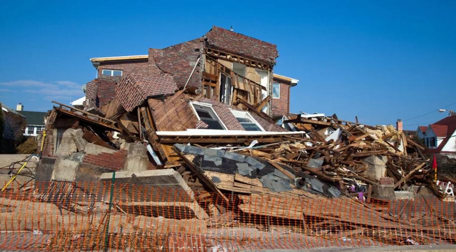 Demolish the House in Toronto